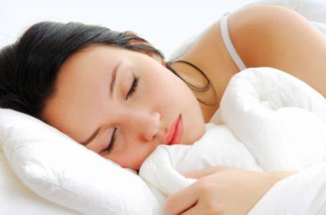 Alimentos que influyen en el sueño