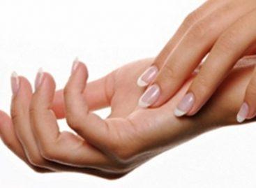Crema casera para manos secas